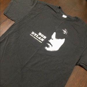 Bob Dylan T-Shirt - 50 Years of Music - XL